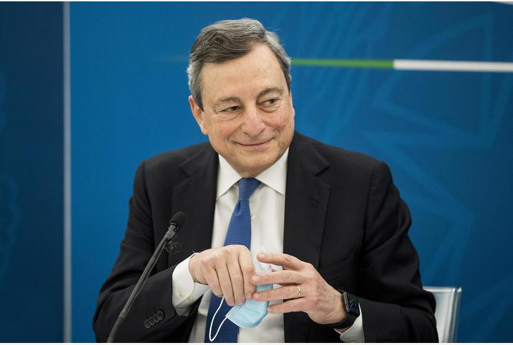 Recovery: domani Draghi incontra le parti sociali