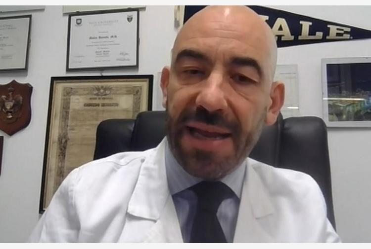 Covid: infettivologo Bassetti, 'no vax asini, sul web si specula su mia vaccinazione'