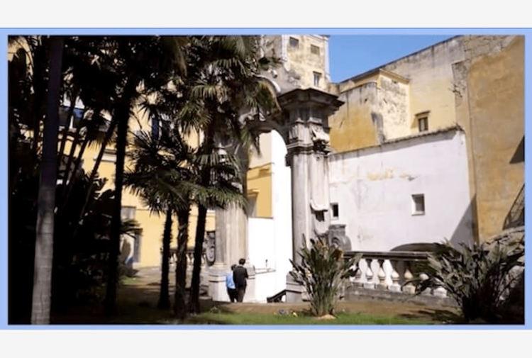 'Curati ad arte', in un video l'assistenza e la storia del Policlinico Vanvitelli di Napoli