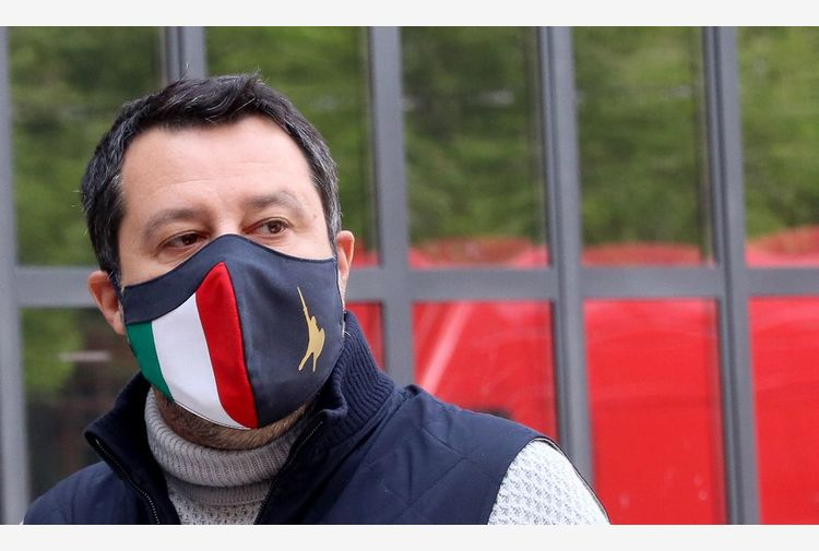 Salvini:in Cdm proposta allungare coprifuoco alle 23 già il 26/4