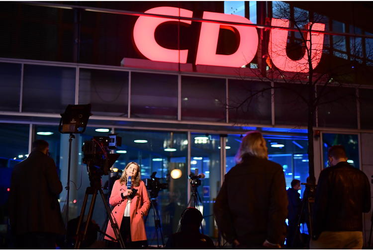 Germania, presidio Cdu appoggia Laschet per cancelleria