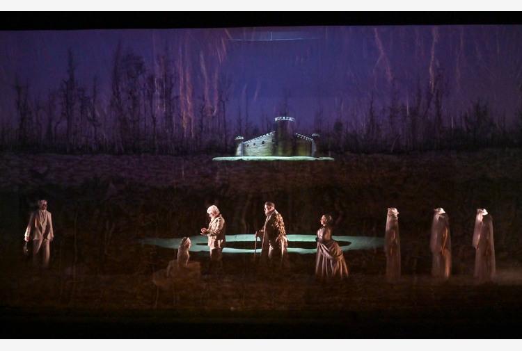 Pellés et Mélisande di Debussy dal Teatro Regio Parma