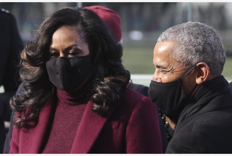 Floyd: esultano gli Obama, 'lotta per giustizia vada avanti'