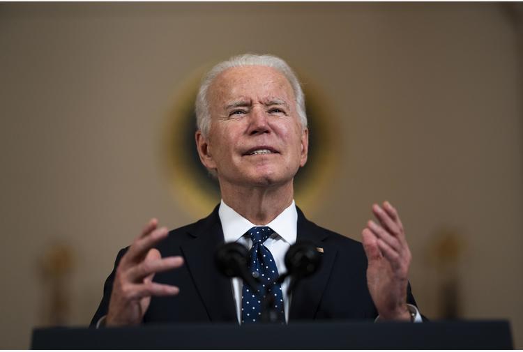 Biden, 'oggi passo avanti contro il razzismo sistemico'