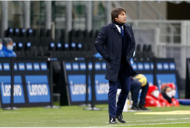 Calcio: Conte 'Ci vuole merito ma Uefa rifletta su diritti tv'