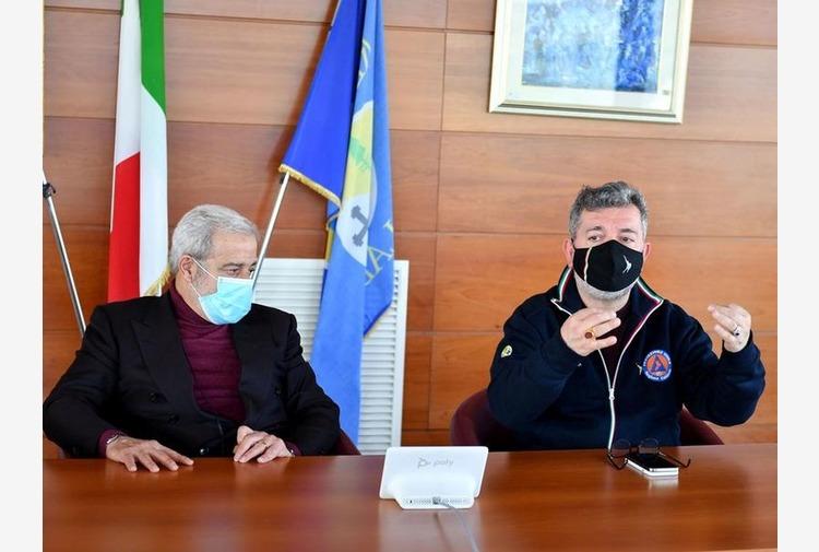 In Calabria 'Vax day' il 24 e 25 aprile