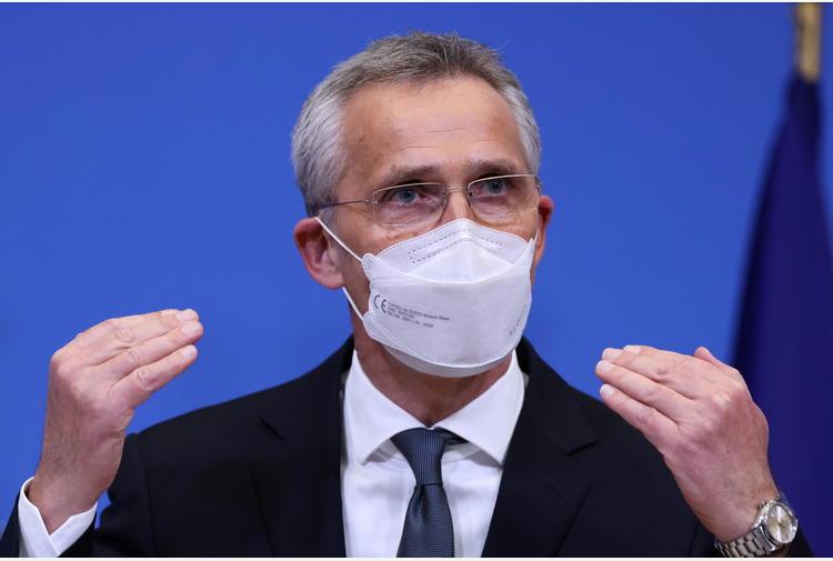 Stoltenberg, vertice Nato a Bruxelles il 14 giugno
