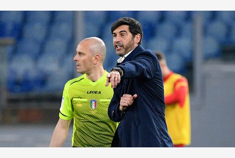 Calcio: Serie A. Fonseca 'Gara difficile,Roma ha mostrato personalità'