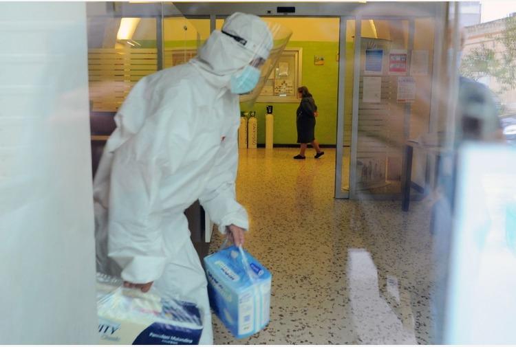 Coronavirus, in Abruzzo 233 nuovi positivi e 8 decessi