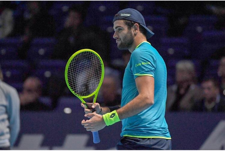 Nadal torna alle spalle di Djokovic, Berrettini resta 10°