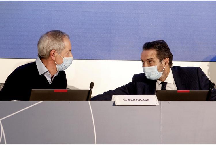 Fontana, Bertolaso resterà responsabile della campagna vaccinale