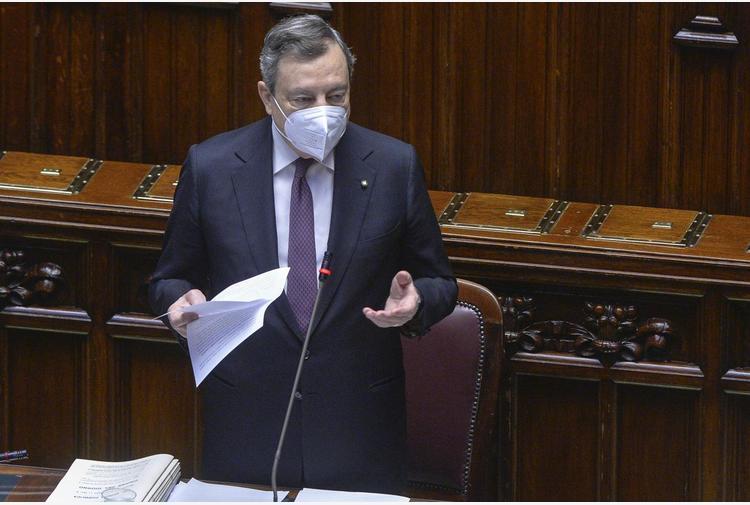 Recovery, la Camera approva il piano. Draghi: 'Rispetto per il Parlamento'
