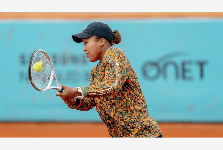 WTA Madrid, è il giorno di Osaka e Halep (dalle 11 in tv)