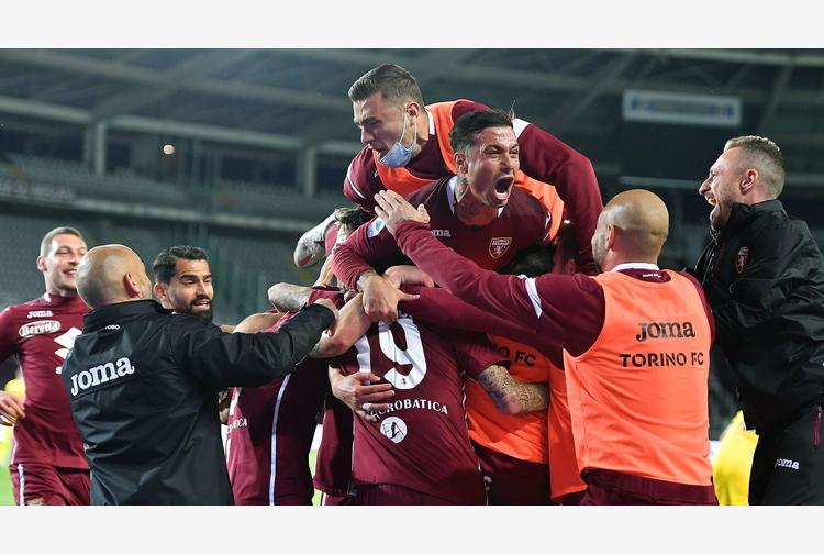 Serie A: Torino-Parma 1-0, emiliani retrocessi