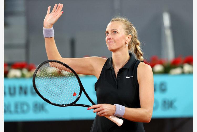 WTA Madrid, Barty o Swiatek per Kvitova (in tv)