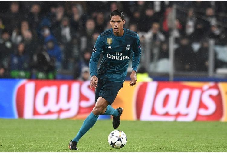 Calcio: Il Real Madrid perde Varane, salterà Chelsea e Siviglia