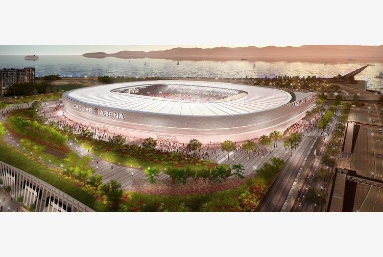 Stadio del Cagliari, raggiunto l'accordo con il costruttore Costim