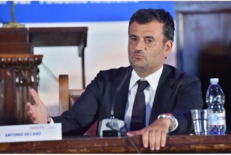 Decaro a Franco: urgente intervenire per impedire dissesto Comuni