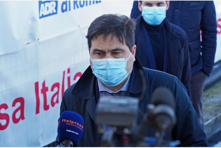 Europei: Assessore Lazio, pronti a vaccinare durante partite