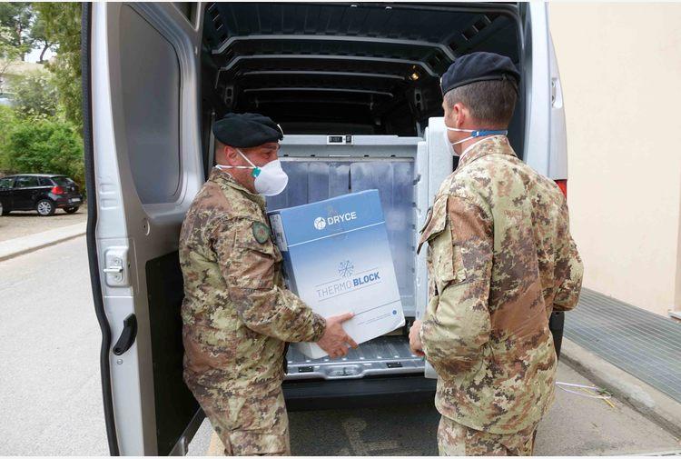 >ANSA-IL-PUNTO/COVID: Sardegna, frena campagna vaccinazione
