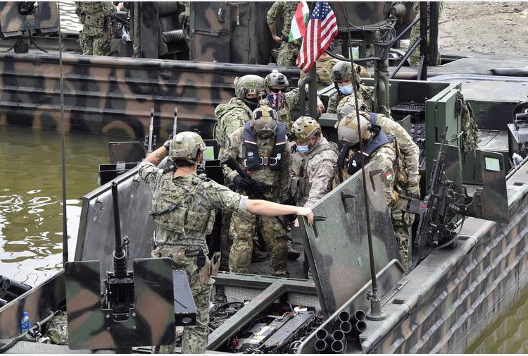 Mega esercitazione a guida Usa, il maggiore sbarco dal D-day