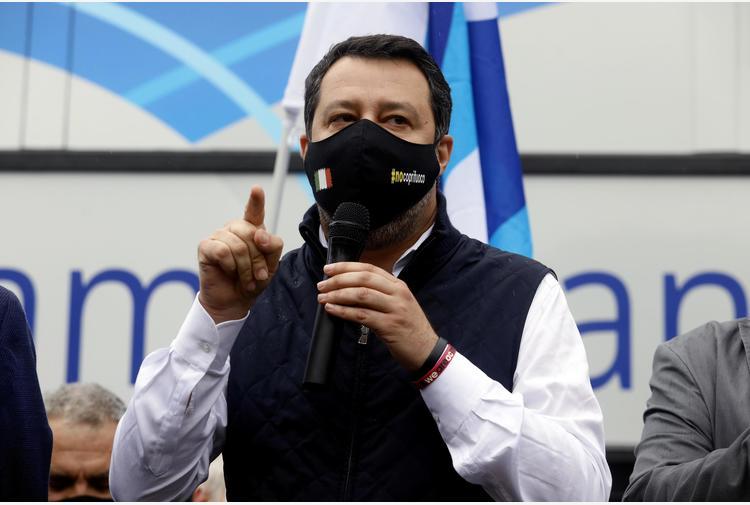 Rai: Salvini, Lega farà proposta, Pd-5s non diano lezioni