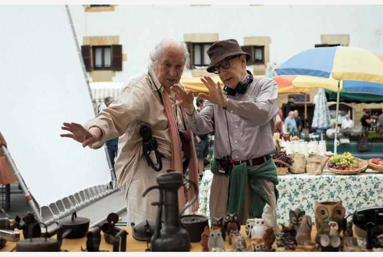Woody Allen, la mia paura? Il futuro del cinema in casa