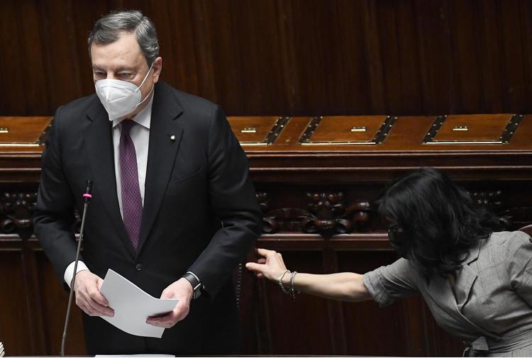 Draghi, da seconda metà maggio pass per viaggi in Italia