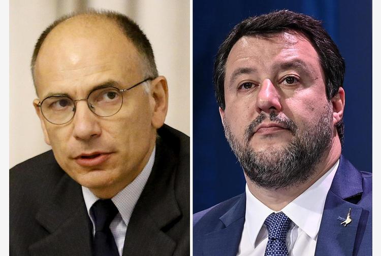 Governo: Salvini a Letta, mio metodo è la concretezza