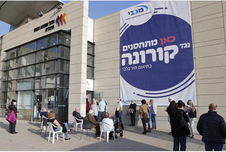 Covid: in Israele pazienti gravi sotto soglia 100, prima volta in 10 mesi