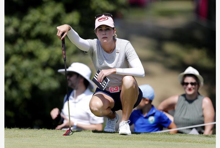 Golf: il ritorno di Creamer, a 18 mesi dall'ultima gara