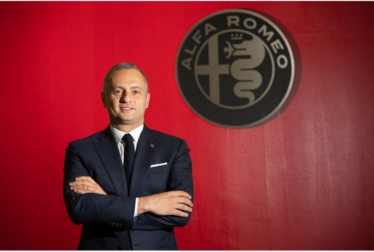 Alfa Romeo, Francesco Calcara neo responsabile Marketing & Communication