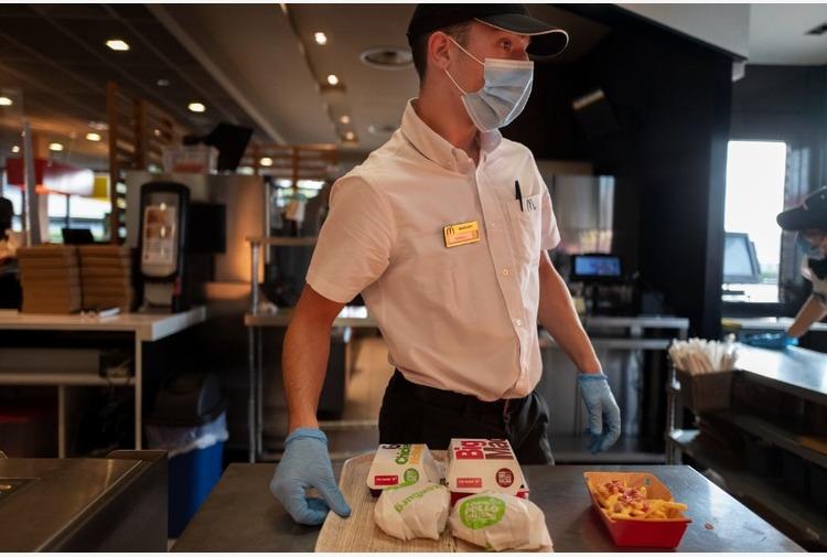 Procedure anti Covid di McDonald's Italia validate dallo 'Spallanzani'