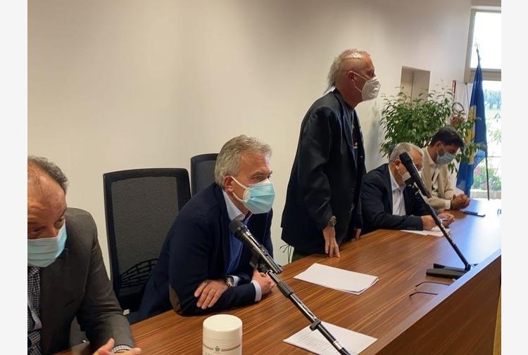 Depurazione, De Caprio 'In Calabria previsti interventi per 76 mln'