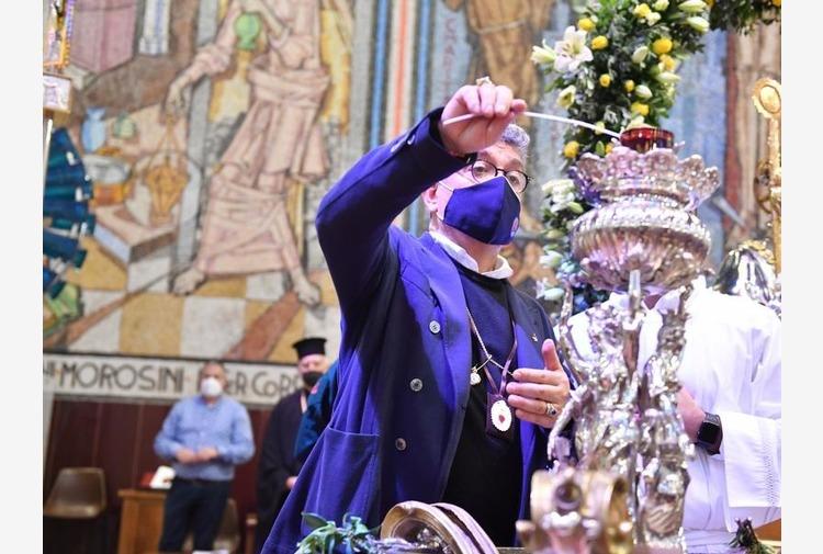 Calabria, Spirlì 'San Francesco di Paola ci aiuti contro pandemia'