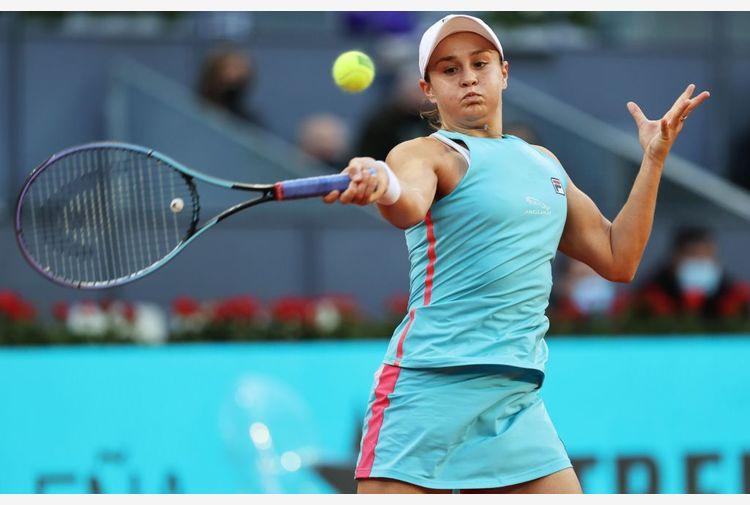 WTA Madrid: Barty-Kvitova, il quarto delle regine. Il programma (dalle 11 in tv)
