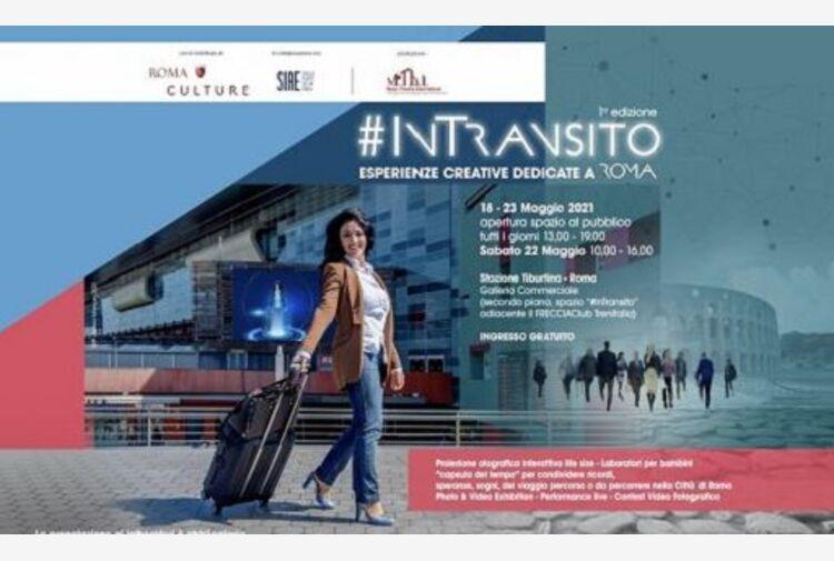 Alla Stazione Tiburtina di Roma #InTransito, progetto sui viaggi