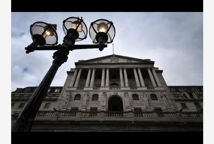Londra stima un rimbalzo record post Covid del 7,25%