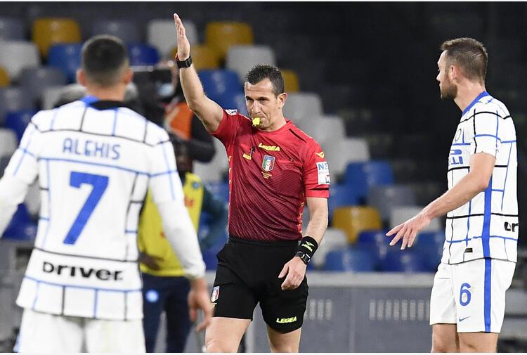 Valeri arbitrerà Juve-Milan, Benevento-Cagliari a Doveri