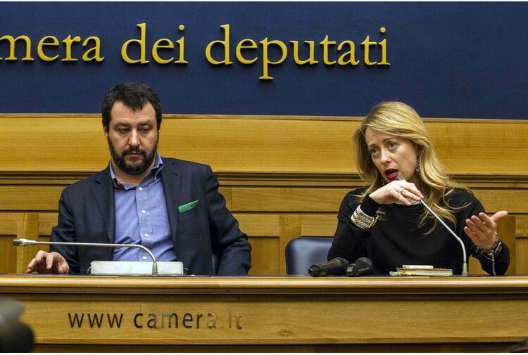 Comunali, Lega: sms Salvini-Meloni, no veti e vertice mercoledì