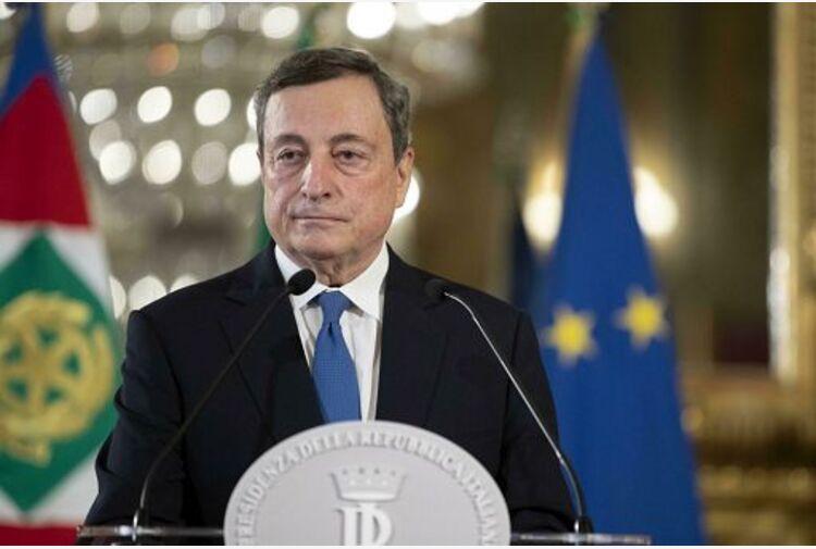 Draghi: bene Biden, va ascoltato il grido di milioni di persone