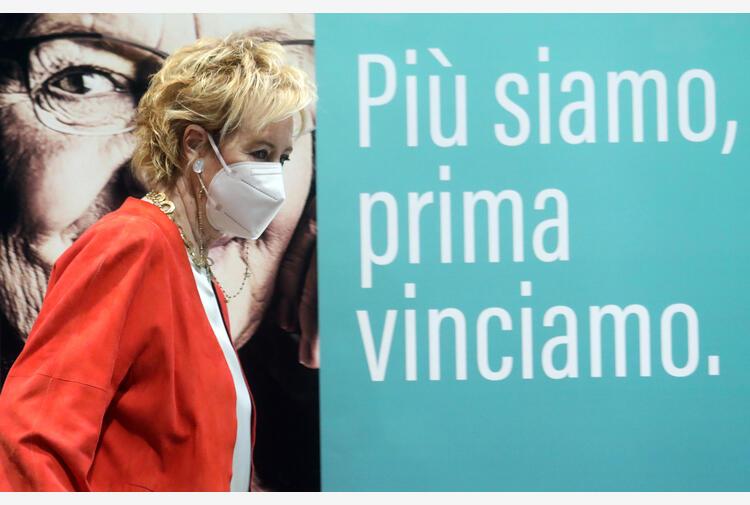 Moratti, Figliuolo dia più vaccini a chi rispetta i target