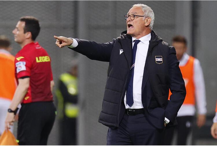 Samp, Ranieri: 'Contro l'Inter non saremo agnello sacrificale'