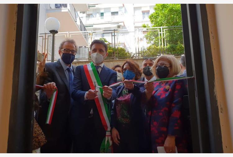 """Bonetti inaugura nuovo centro antiviolenza a Ercolano: """"Paese non retrocede, nessun passo indietro"""""""