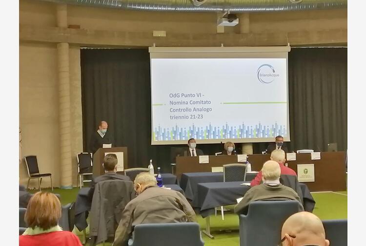 BrianzAcque, l'assemblea dei soci approva il bilancio 2020 con risultati in ulteriore crescita