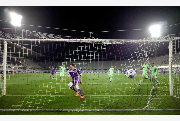 Serie A: Fiorentina-Lazio 2-0