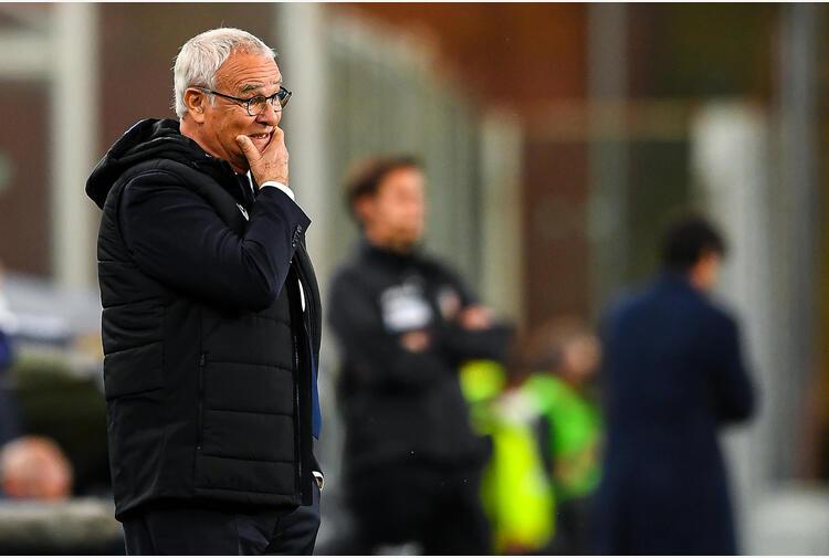 Samp: Ranieri, Inter giocava sulle ali dell'entusiasmo