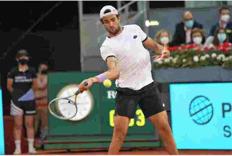 Berrettini batte Ruud, è in finale al Masters 1000 di Madrid