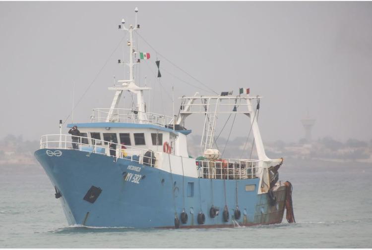 Libia, peschereccio 'Aliseo' rientrato a Mazara del Vallo