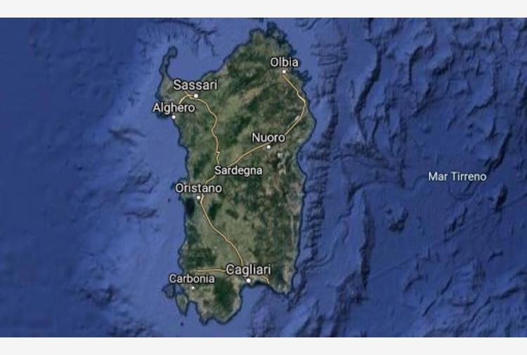 Razzo cinese, Regione Sardegna allerta cittadini